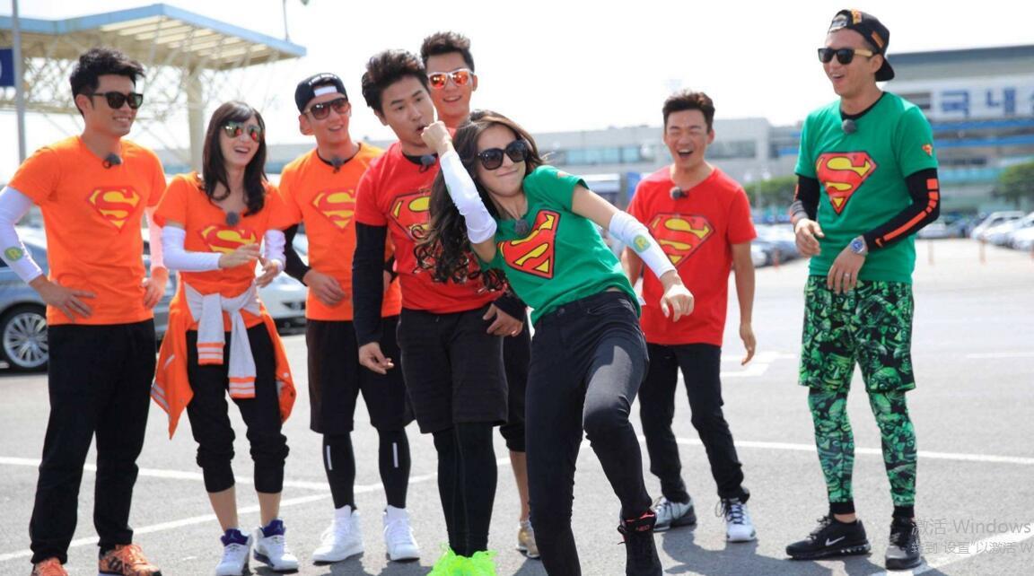 同是《奔驰吧》,中方洗牌成年夜型自我打动现场,韩方愿为高朋停录两期