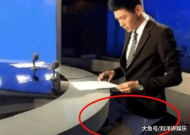 """为何新闻联播主持人只拍上半身?得知真相后,让人笑到""""失声""""!"""
