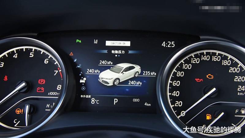 2019款丰田凯好瑞2.5G奢华先容:它是丰田最为深切人心的车型