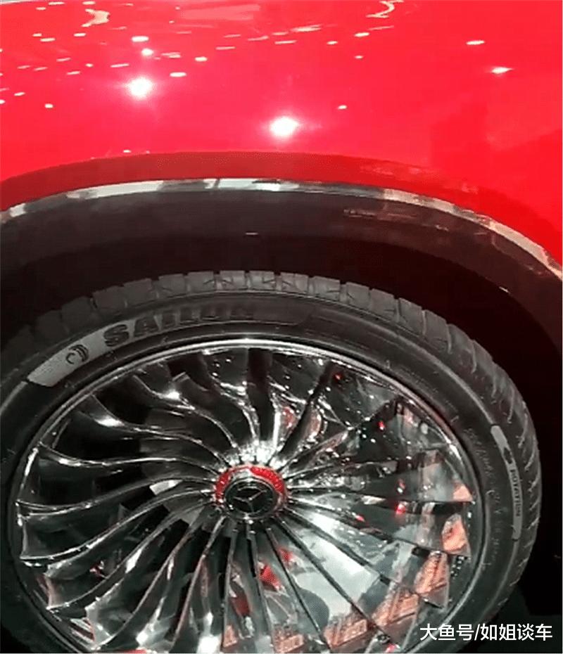 """库里北最年夜敌手,号称""""最豪华SUV"""",配纯电动,轮毂是明面!"""