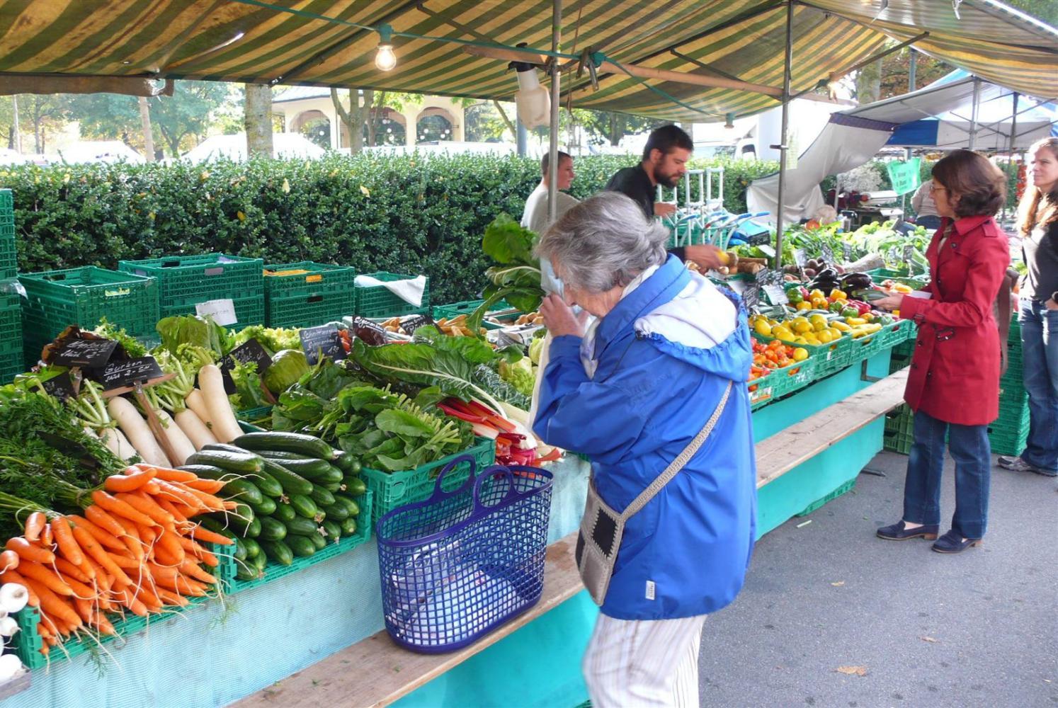 三个国度的菜市场, 中国付出轻易, 日本店里整洁, 印度很随意