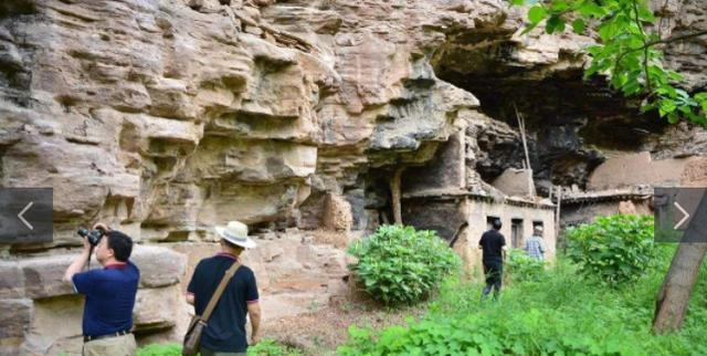 隐藏在涉县的古村落美丽乡村岩上村,没想到还有这样的美景!