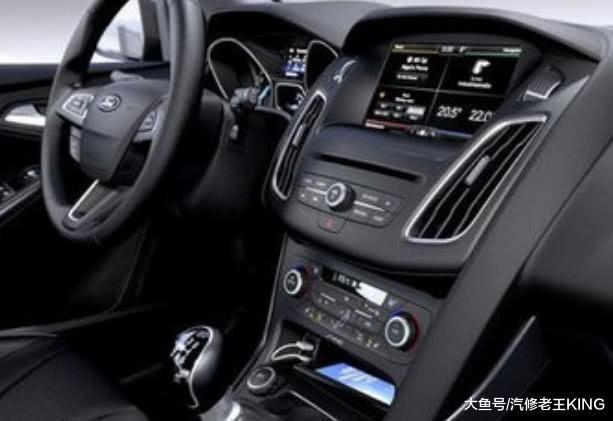 齐新福特福克斯正式上市,12款车型3种动力,10.88万起