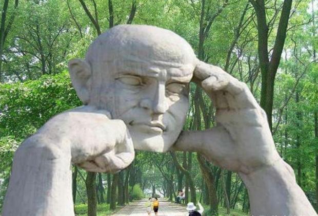 """那些偶葩的雕塑,让人看了""""害臊""""!"""