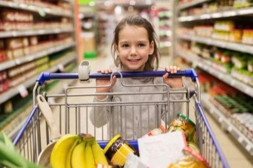 多带宝宝逛超市,有利于智力发育,比上高贵的早教班皆管用