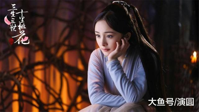 《三生三世十里桃花》续集官宣,倪妮担任女主角,男二光头太帅气