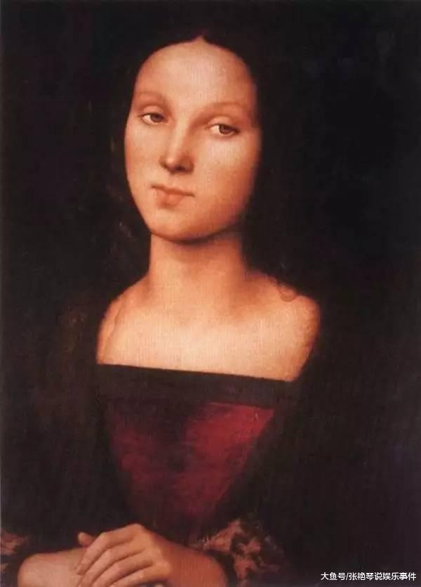 世界顶级油画浏览及观赏《玛古推达的玛丽亚》《不相等的婚姻 》 《阿尔诺芬僧伉俪像》