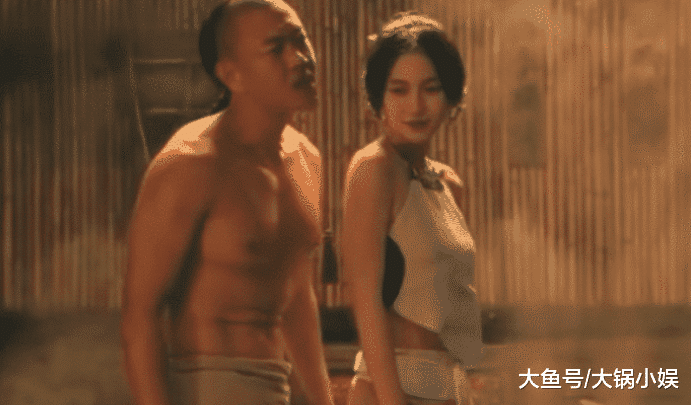 """杨颖""""牺牲最大""""的电影,""""穿肚兜""""镜头成经典,网友:看了20遍都不过瘾!"""