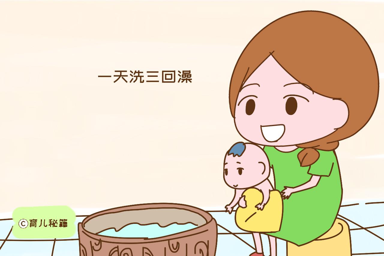 """当妈妈不必太爱干净,否则宝宝伤身又伤""""心"""""""