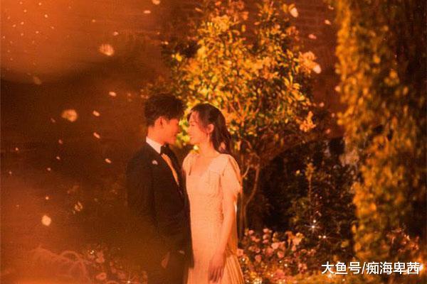 """女神颁布发表娶亲喜讯,一眼十年,""""他""""便是我要找的谁人人!"""