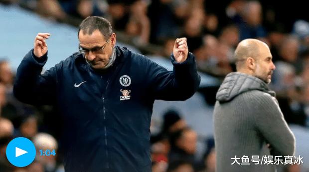 切尔西0: 6惨败于曼城,主帅或被扫天出门,瓜迪奥推誓要击败利物浦博得冠军!