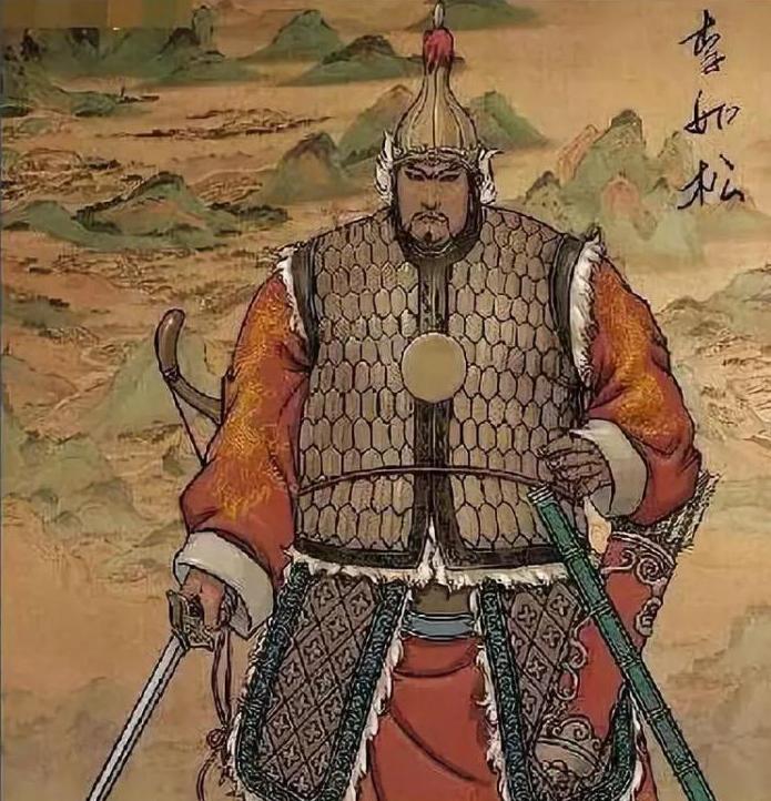 宁夏之役: 年夜明悍将李如紧的成名之战