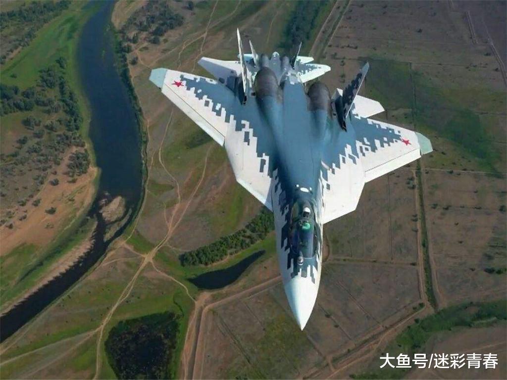 苏57卖价比F35战机还贵,亚洲贫强大国或将成为尾个海内购家?