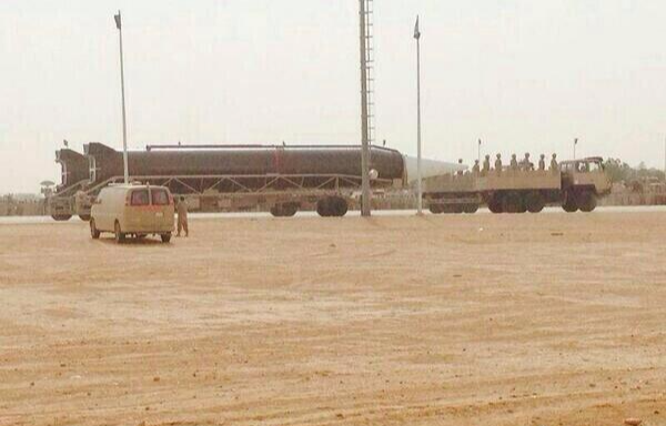 沙特计谋导弹军队真力有多强?
