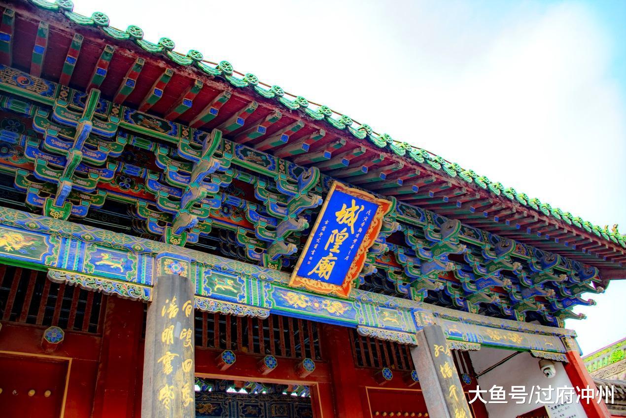 发现郑州美景丨郑州市区有个保存完整古建筑群,历史悠久景美人少