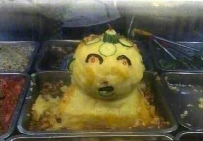 """蚂蚁蒸鸡蛋,高校食堂又推出""""黑暗料理"""",敢吃的举手!"""
