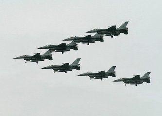海军航空兵战斗队形都有哪些,对应的队形又是处理什么样的情况呢