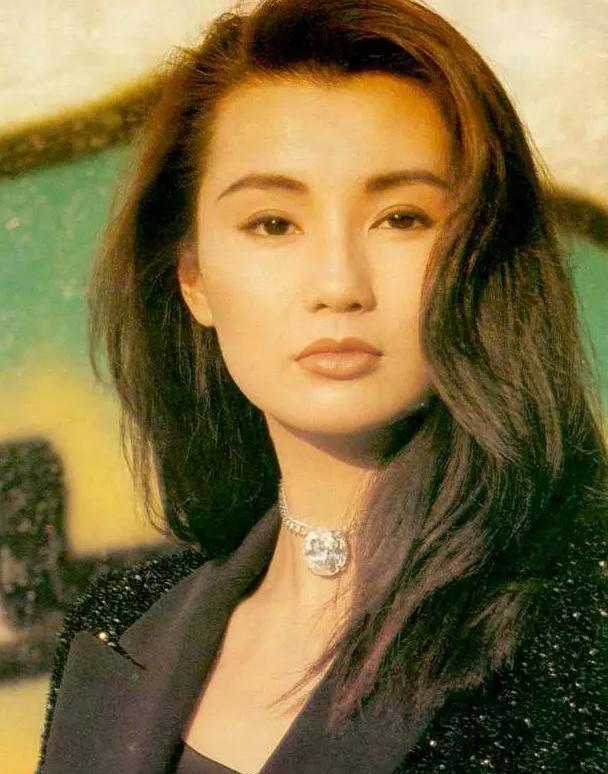54岁的张曼玉,18年去,末于率直道出末身不嫁的本果!
