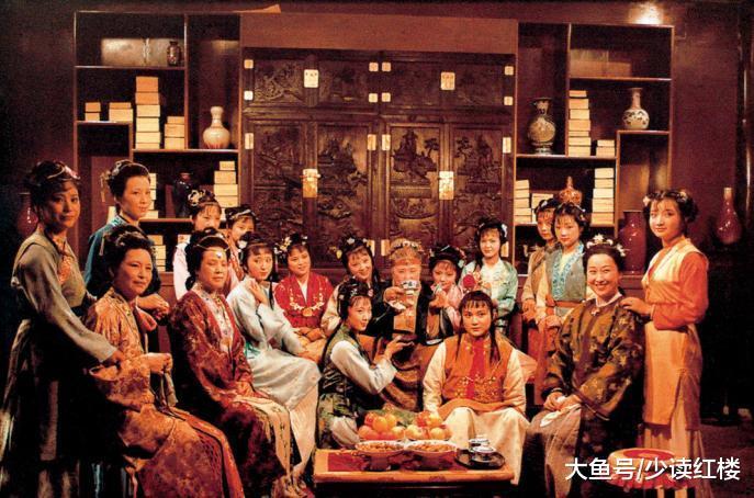 从《红楼梦》看现代贵族如何过年