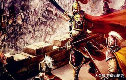 三国有神兵!顶峰期间的张辽,凭7千守军胜吴国10万雄师