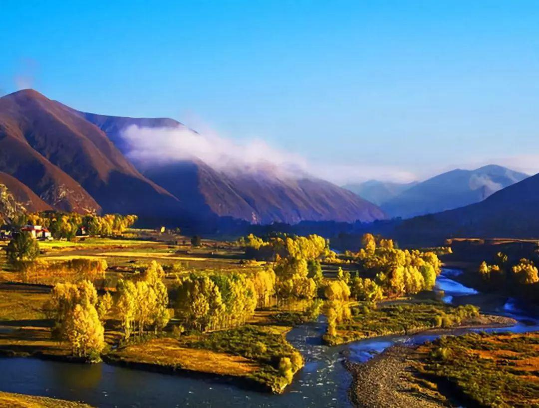 盘点川藏线上的沿途风景: 一生一次川藏线, 眼在天堂