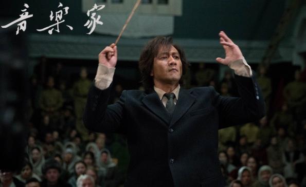 """音乐类电影能否有一席之地,就看这次""""乔峰""""大侠胡军的演绎了!"""