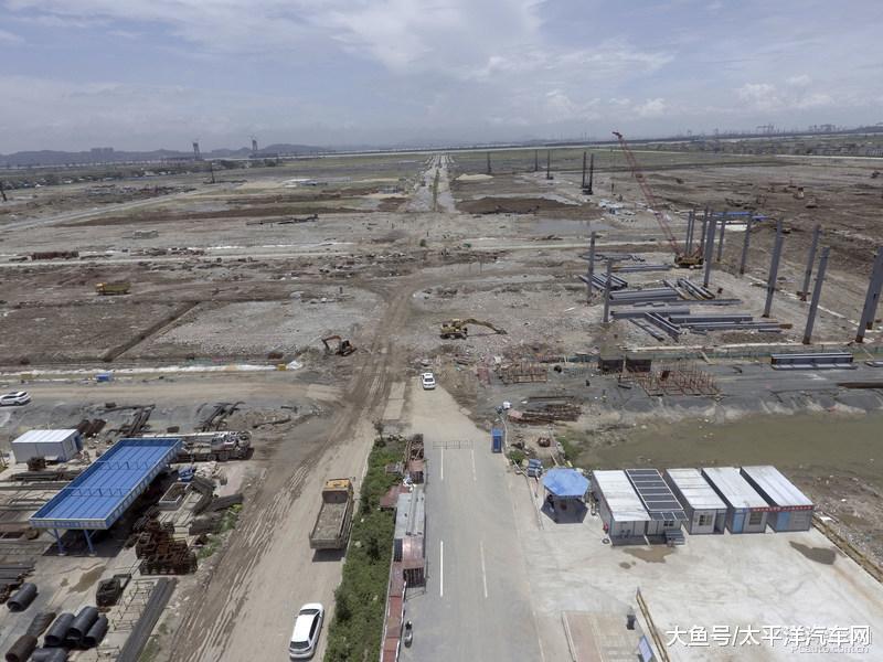 独家深度探访南沙工厂,恒大造车梦还能不能实现不?