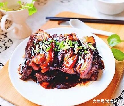 五花肉新吃法,肉入味多汁,肥而不腻,香酥肉嫩好吃到尖叫!
