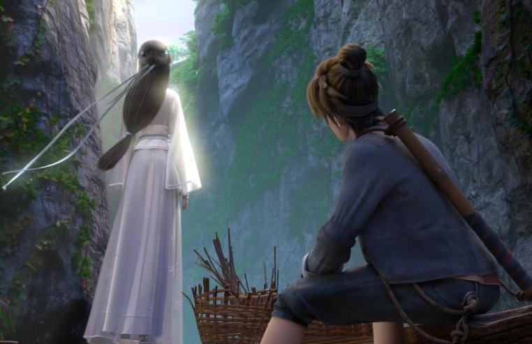 《白蛇缘起》源自四大民间爱情传说,另外三部中国风动漫是什么呢?