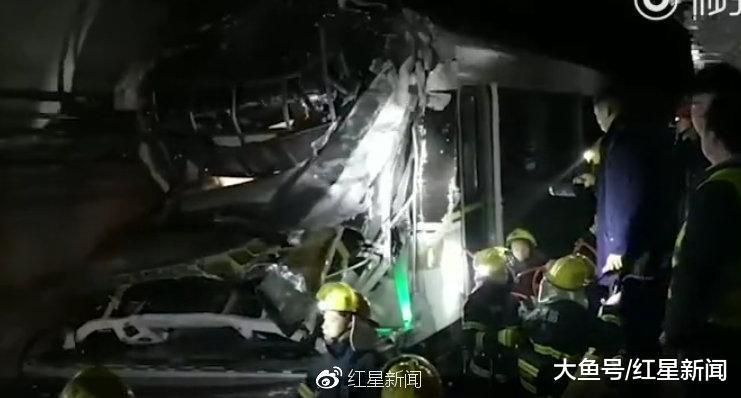 重庆轨道环线事故致1死3伤 亲历者: 隧道里温度很高, 都出汗了