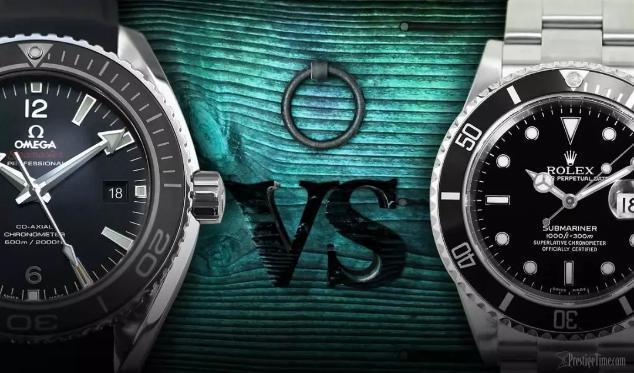 听说劳力士和欧米茄的区别不在手表上!那究竟在哪里?