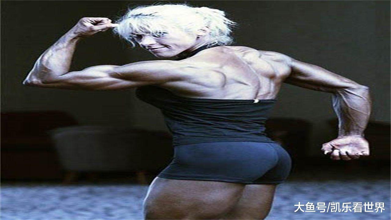 世界上最强壮的三个女子,绝无PS,肌肉蓬勃到被以为是男性