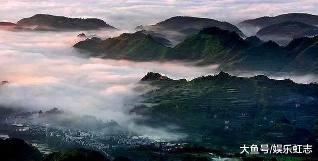 重庆这个县被誉为小成都,书中边城,画里秀山