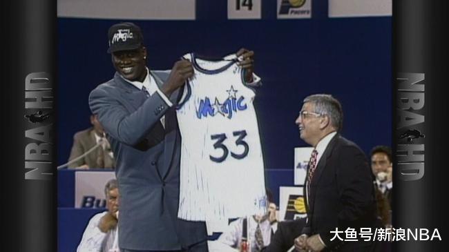 NBA史上十年夜天选之子:詹姆斯仅排名第九