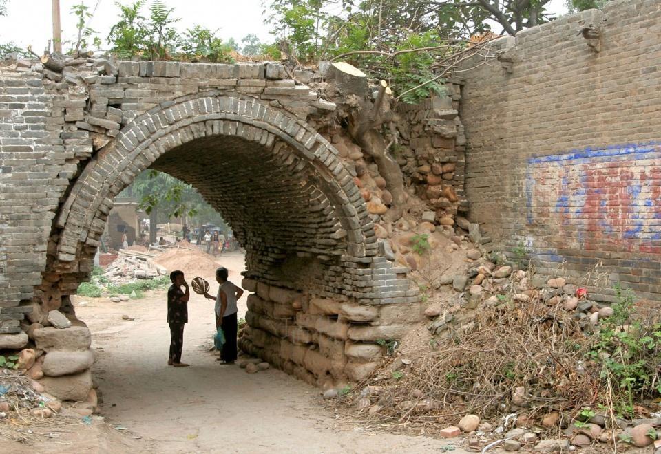 千户人家小村有6000年不中断文明,喜获158万元传统村子珍爱资金