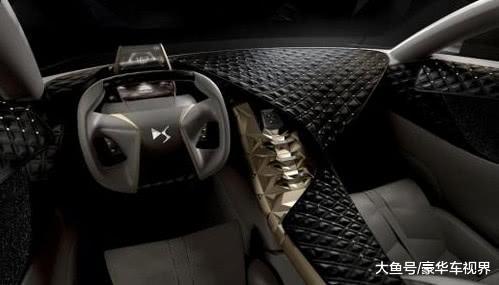 法系豪车搭载祖传策动机,车长超5米,念取宝马5系仄分世界