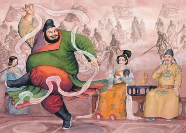杨贵妃安禄山独处一晚,唐玄宗听到很多风言风语,为何不在意?