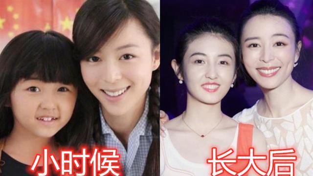"""""""我已长大,你还未老"""",张子枫张艺兴没啥,看到杨紫:厉害了!"""
