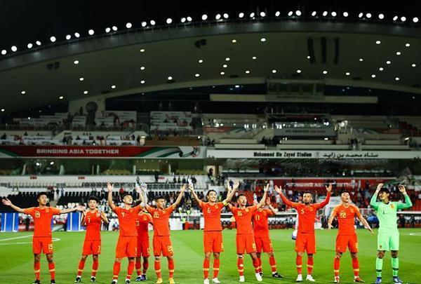 真提气! 国足亚洲杯霸气出线后, 亚洲最新排名再次重返前6