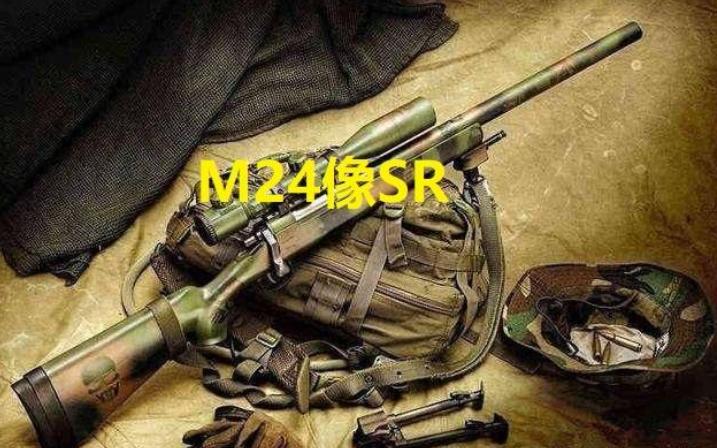 刺苦战场:若是狙击枪分品级的话,AWM是SSR,而它是R!