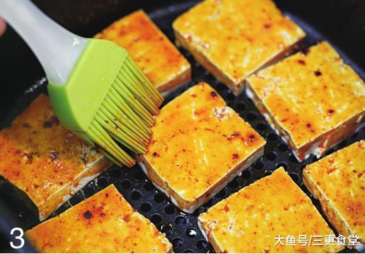 老干妈烤豆腐,用它去知足您挑剔的味蕾,超等下饭哦