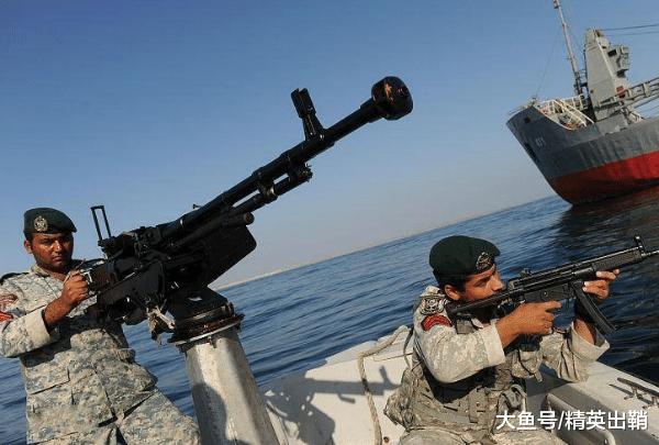 伊朗水师剑走偏偏锋, 颁布发表进进年夜西洋动作, 俄媒予以高度评价