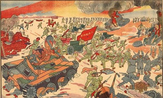 东北野战军4小时攻克义县歼敌1万,炮兵司令却在胜利时触雷