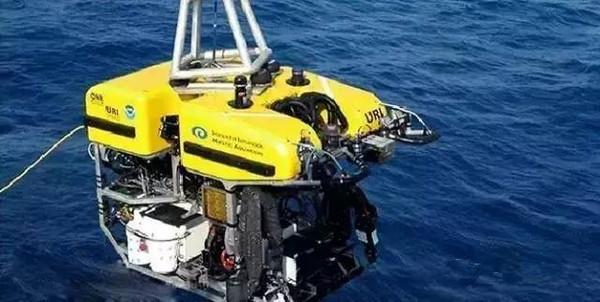 火下机械人的研发,再加上科技的前进,让我国深海考查更有上风