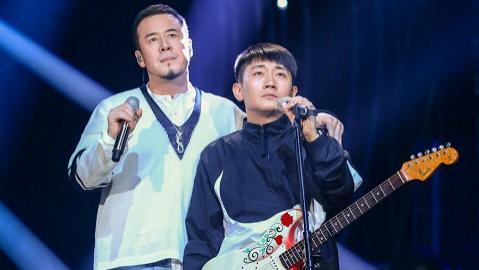 """歌手2019:金志文帮唱杨坤,继刘欢之后又一位首发歌手""""犯规"""""""