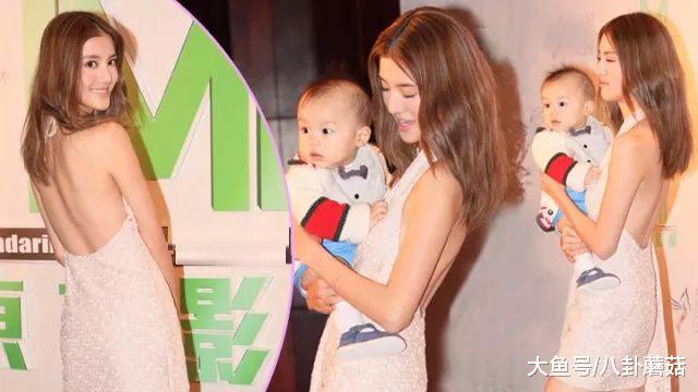 吴千语与阿娇同台大秀性感美背,婚后变胖的阿娇完全被她抢光镜头