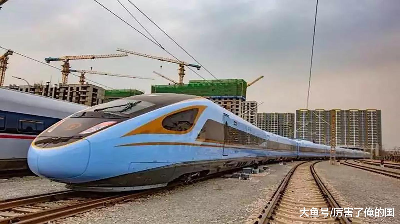 中国高铁将实现时速350公里自动驾驶200公里时速早已实现