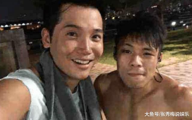 他是香港明星, 出道多年却没钱买房, 为了付首付耗尽所有积蓄