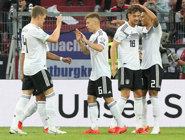 梦回2014?德国半场5球领先,上一次还是7-1胜巴西