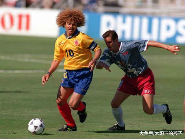他是南美超级后卫,只因世界杯上乌龙球,被人连开六枪击毙